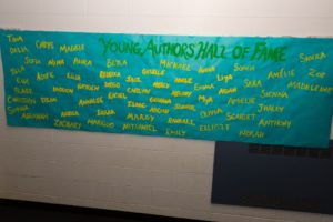 Young Authors 2017