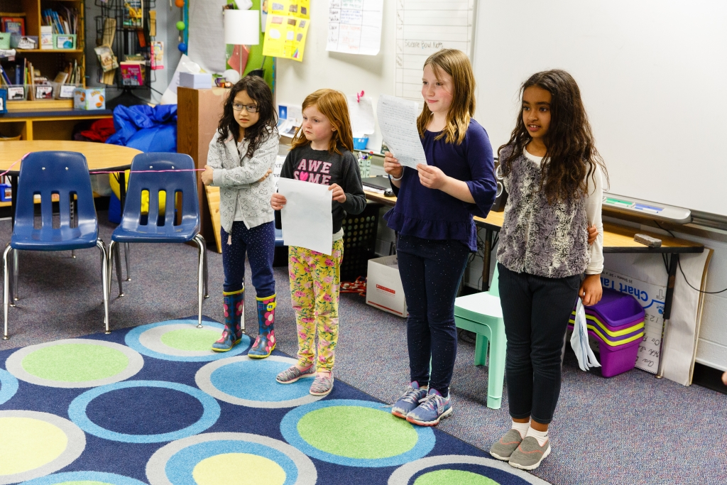 Young Authors Night 2018