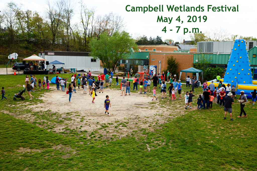 Wetlands Festival – Saturday, May 4 | 4 – 7 p.m.