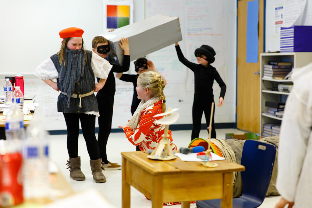 Odyssey of the Mind Team 3 (2019)
