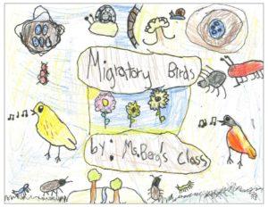 Berg Migratory Bird Book